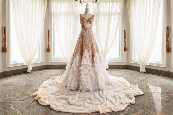 Miss Universe Nationals Gown - Manar Sham