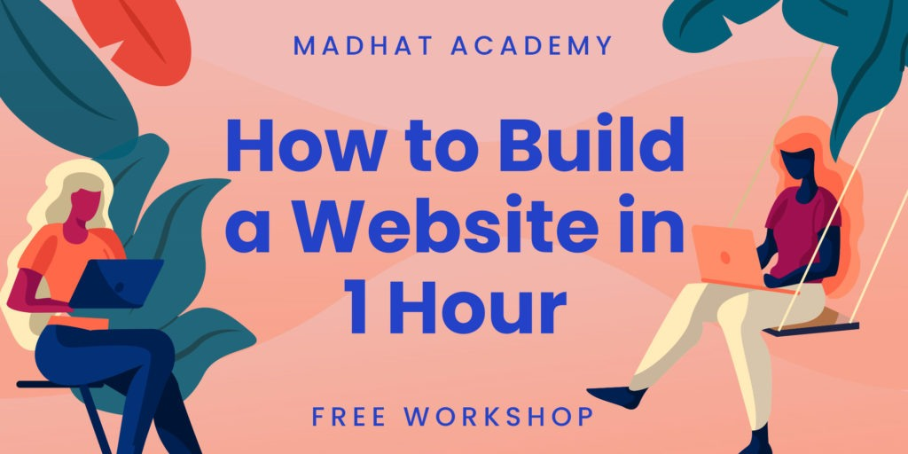 Build a Website in 1 Hour