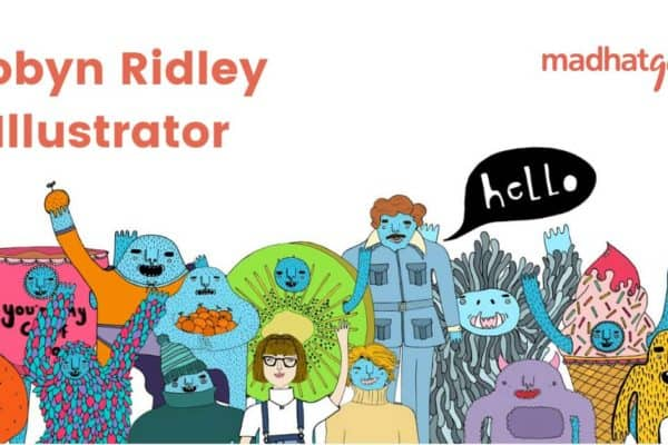 Robyn Ridley Illustrator