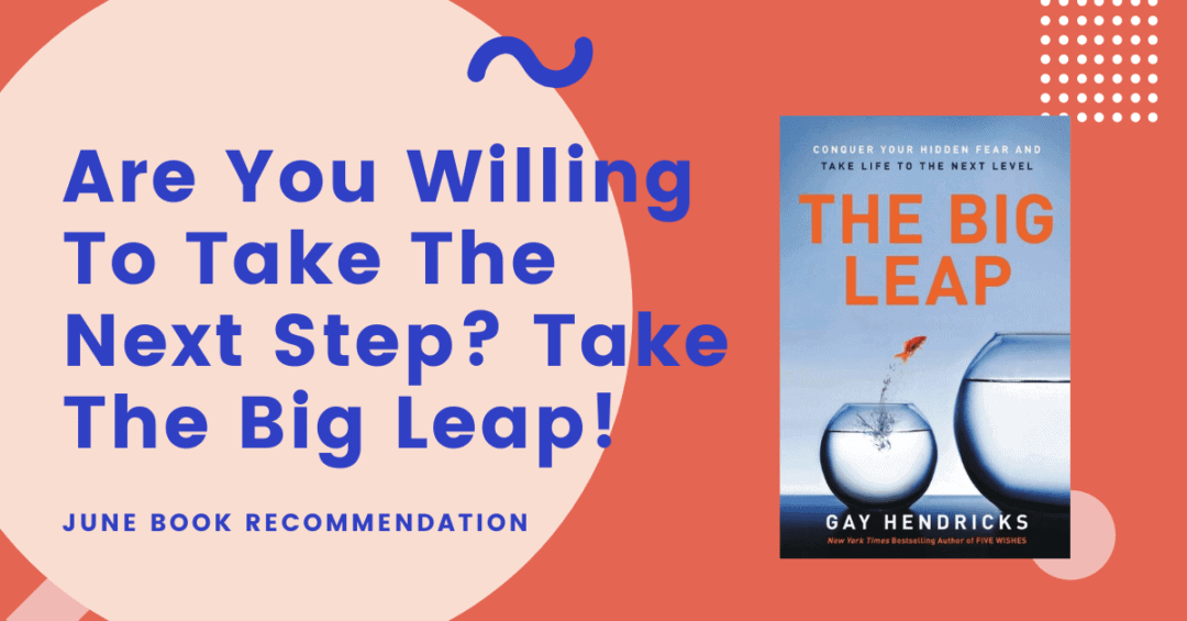 take the big leap!
